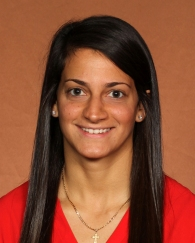 Headshots: Julia Giampaolo - Athletic Trainer, Volleyball