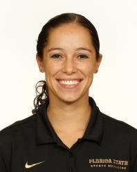 Headshots: Danielle Fernandez - Sports Medicine / Athletic Trainer