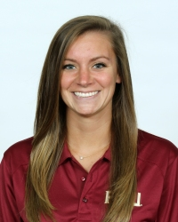 2015-16 FSU Cross Country Team: Kathleen Knauf - Athletic Training GA