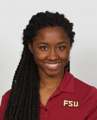 Athletics Headshots: Symone Hawes - Track & Field