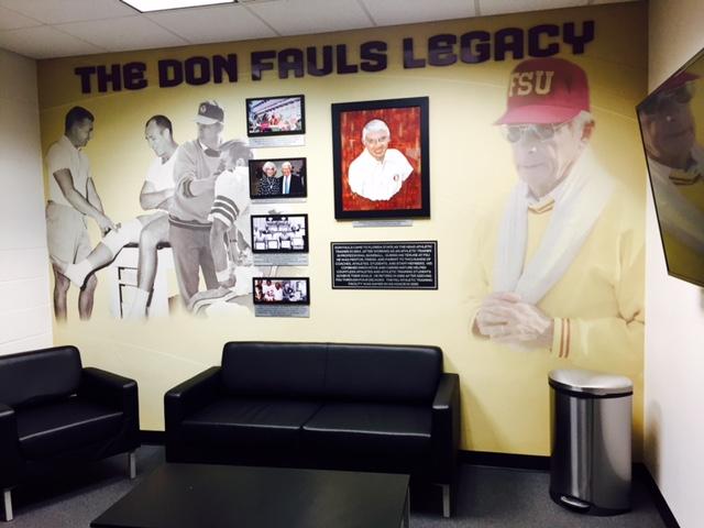 Don Fauls Athletic Training Facility Fsu Sports Medicine