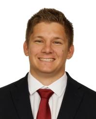 Headshots: Chase Johnson - Football (Use #083)