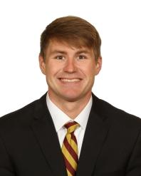 Headshots: Cruise Johnson - Student Athletic Trainer - Football (Use #013)